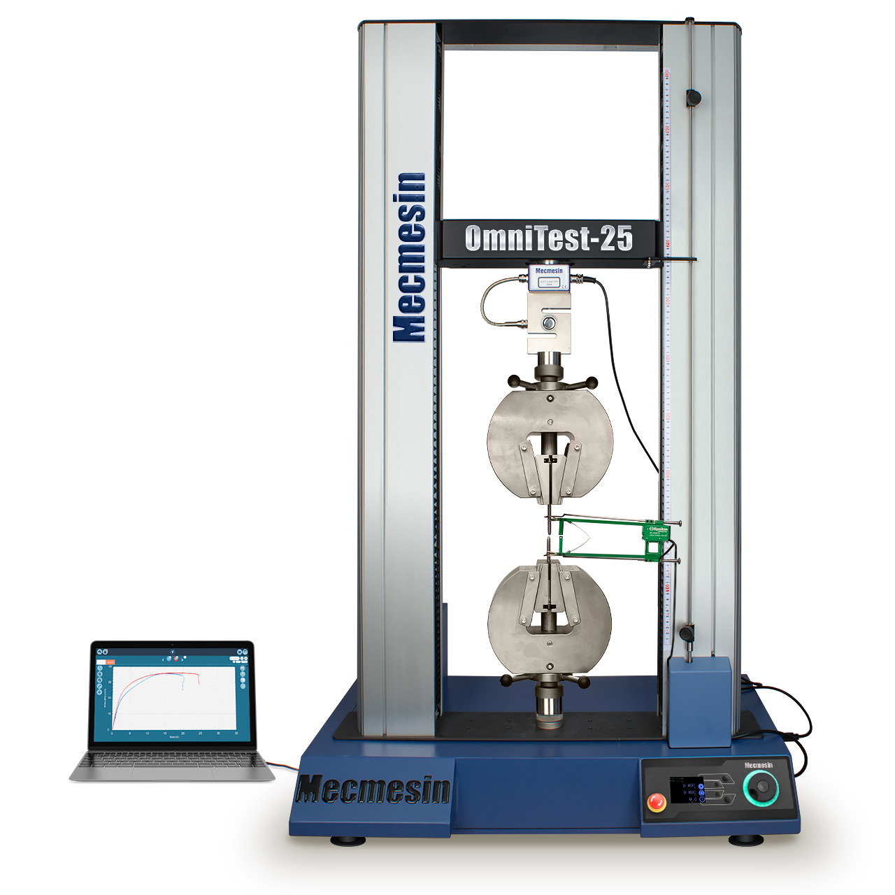 OmniTest - Twin-column materials tensile testing solution