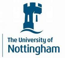 The University of Nottingham customer logo